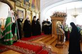 Слово Святейшего Патриарха Кирилла в праздник Казанской иконы Божией Матери в Казанской пустыни в Шамордино
