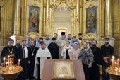 В Москве завершились очередные курсы епархиальных древлехранителей