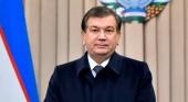 Поздравление Святейшего Патриарха Кирилла Президенту Республики Узбекистан Ш.М. Мирзиёеву с 60-летием со дня рождения