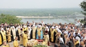 Preafericitul mitropolit Onufrii a binecuvântat toți credincioșii Bisericii Ortodoxe din Ucraina de Ziua Creștinării Rusiei să săvârșească o pravilă de rugăciune deosebită