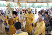 Состоялись торжества по случаю 120-летия православного присутствия в Канаде