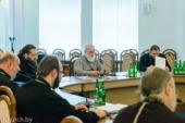 В Минске состоялось очередное заседание Синодальной комиссии по канонизации святых Белорусского экзархата
