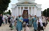 В епархиях Украинской Православной Церкви завершился крестный ход, приуроченный к 25-летию Харьковского Архиерейского Собора и Дню Крещения Руси
