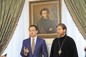 Интервью епископа Егорьевского Тихона «Российской газете»