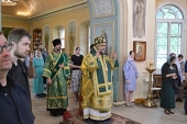 Иерарх Православной Церкви в Америке принял участие в торжествах в честь преподобного Сергия Радонежского