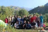 При поддержке фонда «Православная инициатива» на юге Киргизии состоялась экспедиция, посвященная увековечиванию памяти новомучеников и исповедников Церкви Русской