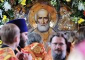 Члены Священного Синода выразили надежду, что пребывание мощей святителя Николая в России будет способствовать духовному укреплению паствы Русской Православной Церкви
