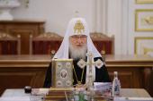 Священный Синод утвердил повестку дня комиссий Межсоборного присутствия