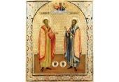 Акафист святым благоверным князьям Василию и Константину Ярославским (новая редакция)