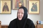Игумения Олимпиада (Баранова): Мы очень счастливые, потому что живем под Покровом Царицы Небесной