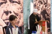 Глава Кузбасской митрополии принял участие во встрече с членами семей погибших шахтеров