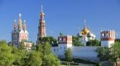 В день памяти пророка Божия Илии Патриарший наместник Московской епархии совершил Литургию в Новодевичьем монастыре столицы