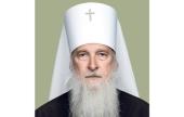 Патриаршее поздравление митрополиту Каменец-Подольскому Феодору с 25-летием архиерейской хиротонии