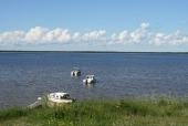 Крестный ход «по воде» в память новомучеников состоялся в Архангельской области