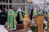 В Покровском Хотьковеставропигиальном монастыре отпраздновали 25-летие возрождения обители