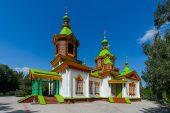 В казахстанском Жаркенте молитвенно отметили 125-летие основания храма пророка Божия Илии