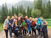 В горах Кузнецкого Алатау прошла Кузбасская летняя школа православного молодежного актива