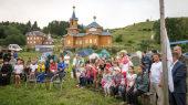 Более ста человек принимают участие в проходящем в Удмуртии VI Фестивале православной молодежи