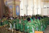 В Усть-Медведицком монастыре впервые состоялись церковные торжества в честь новопрославленной святой игумении Арсении (Себряковой)