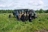 На месте бывшего лагеря ГУЛАГ под Архангельском совершили первую Литургию