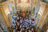 Патриарший экзарх всея Беларуси возглавил торжества в честь 170-летия храма равноапостольной Марии Магдалины в городе Минске