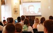 В рамках II православного международного практикума в Смоленске состоялась скайп-конференция «Как заинтересовать сверстников Православием: опыт адекватного диалога»