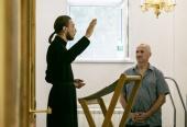 В Колпашевской епархии впервые совершена Литургия с сурдопереводом