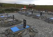 Мемориал советским и британским летчикам освящен на полуострове Рыбачий