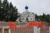 В Архангельской епархии продолжается строительство приюта для пожилых священников