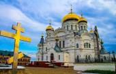 В Белогорском Николаевском миссионерском монастыре прошли торжества по случаю 120-летия основания обители и 100-летия освящения главного монастырского храма