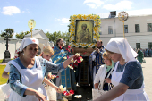 Торжества в честь Смоленской иконы Божией Матери прошли в Смоленске
