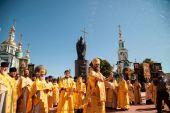 В Тамбове состоялись торжества в честь Собора Тамбовских святых