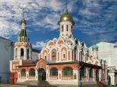 На Красной площади отреставрируют собор Казанской иконы Божией Матери