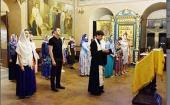 По благословению председателя Синодального отдела по делам молодежи стартовал международный Кирилло-Мефодиевский поход