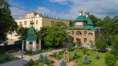 В Иверско-Серафимовском монастыре Алма-Аты отметили память преподобномучеников Серафима и Феогноста Алма-Атинских