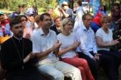 При поддержке Церкви в Бобруйске прошел фестиваль для людей с ограниченными возможностями