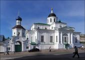 Предстоятель Русской Православной Церкви посетил Николаевский женский монастырь Арзамаса