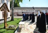 Предстоятель Руської Православної Церкви вшанував пам