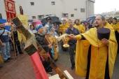 У Санкт-Петербурзі пройшов Спаський хресний хід