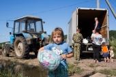 Церква передала чергову партію гуманітарної допомоги постраждалим від паводку в Примор