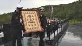 Моряков «Курска» молитвенно помянули в Видяево в годовщину гибели подводной лодки