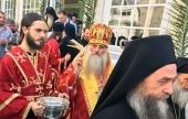 Состоялась паломническая поездка делегации Русской Православной Церкви на Святую Гору Афон