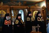 Слово архимандрита Феодорита (Тихонова) при наречении во епископа Скопинского и Шацкого