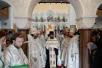 Патриарший визит в Санкт-Петербургскую митрополию. Посещение Константино-Еленинского монастыря