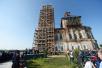 Патриарший визит в Курганскую митрополию. Открытие памятника архимандриту Антонину (Капустину)