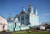 Святейший Патриарх Кирилл посетит с Первосвятительским визитом Смоленскую митрополию