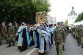 Торжества по случаю праздника Феодоровской иконы Божией Матери прошли в Костроме