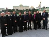 Председатель ОВЦС посетил резиденцию посла Великобритании в Москве