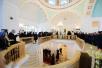 Открытие памятной доски в Новоспасском монастыре по случаю 460-летия вхождения народов Кабардино-Балкарии в состав России