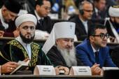 Представители Русской Православной Церкви приняли участие в церемонии открытия Болгарской исламской академии в Татарстане